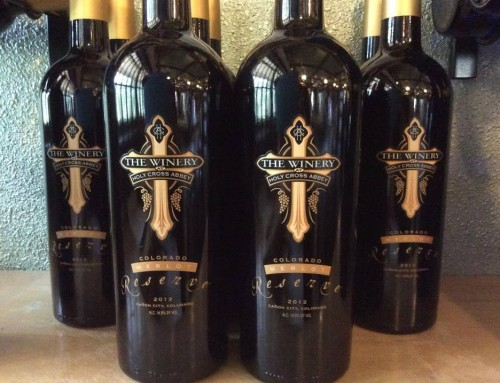 2012 Colorado Merlot Reserve Released